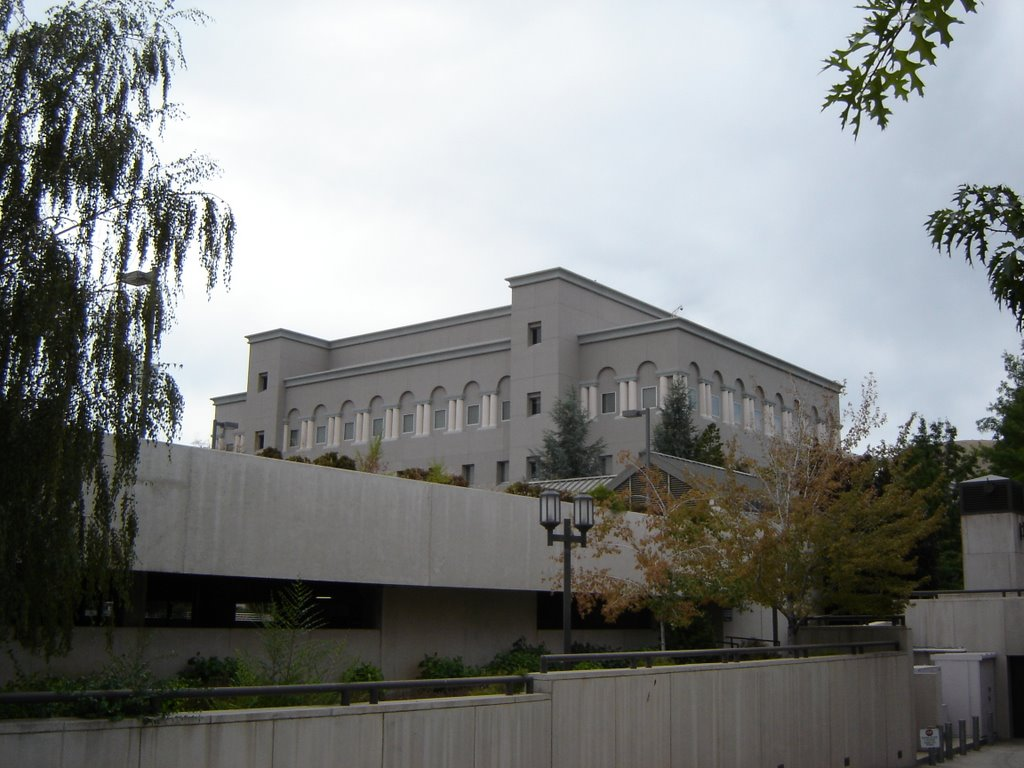Nevada State Legislature Bldg Carson City NV, Карсон-Сити