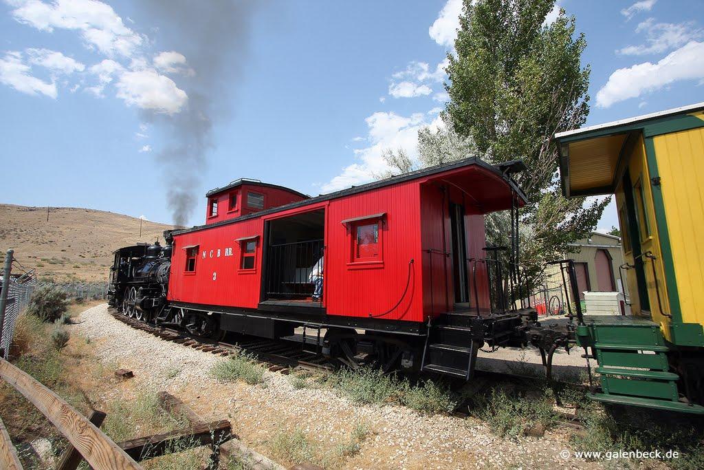 Nevada State Railroad Museum, Карсон-Сити