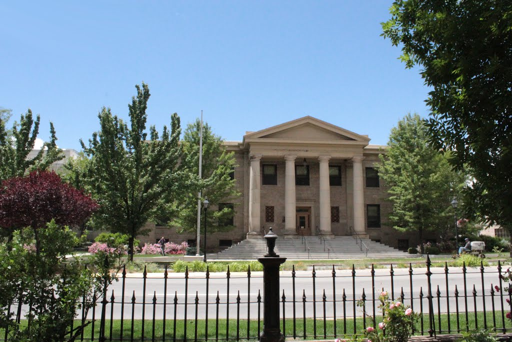 Carson City, Old County Courthouse, Карсон-Сити