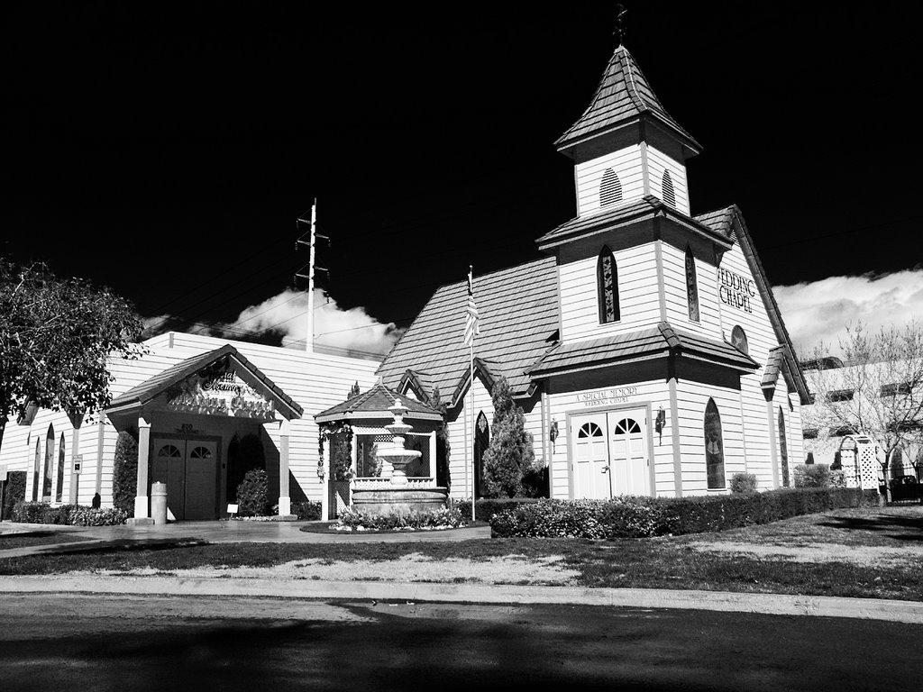 NV - Las Vegas - A Special Memory Wedding Chapel, Лас-Вегас