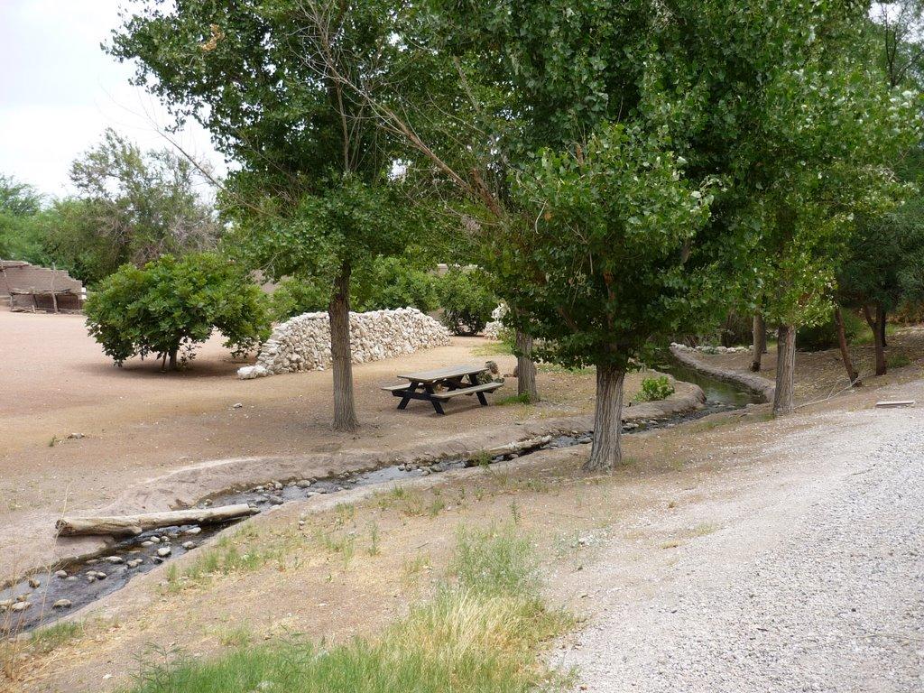 Old Mormon Fort, Лас-Вегас
