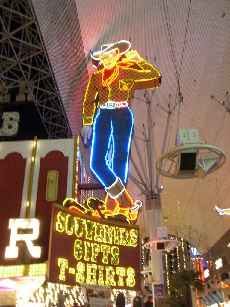 Vegas Vic, Лас-Вегас