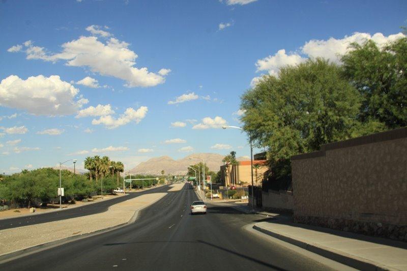 Las Vegas - E Washington Ave 2009, Лас-Вегас