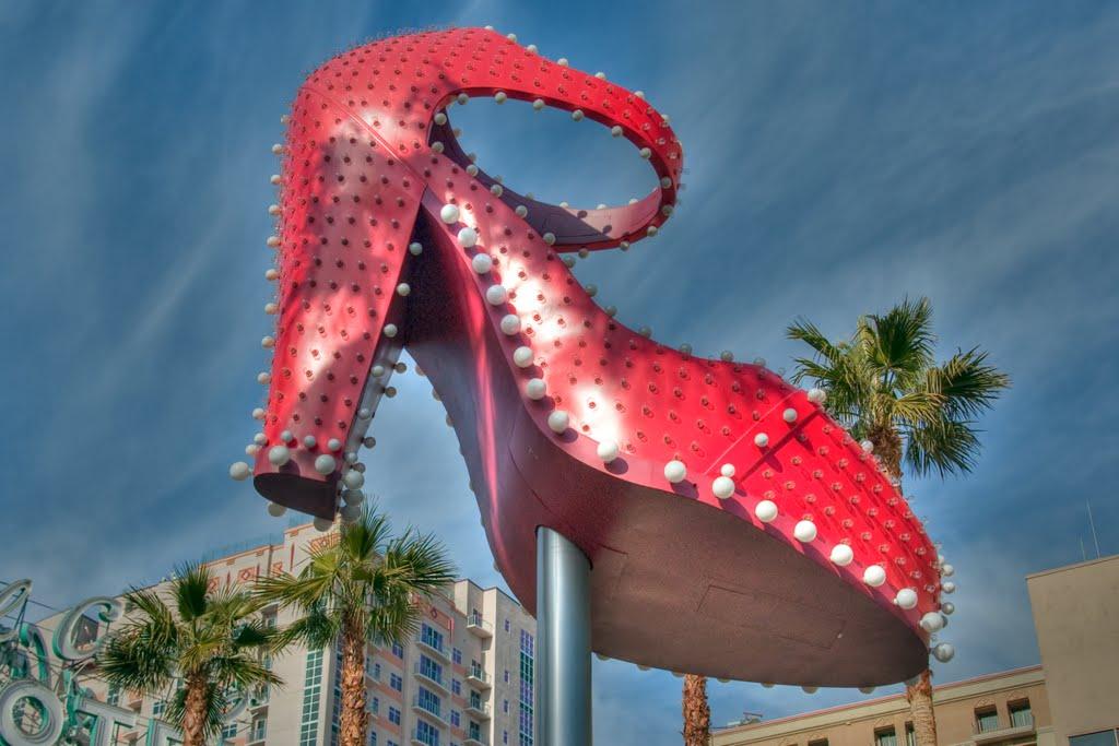 Fremont Street Las Vegas, Лас-Вегас