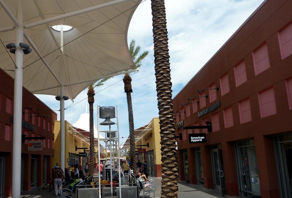 Factory Outlet, Лас-Вегас