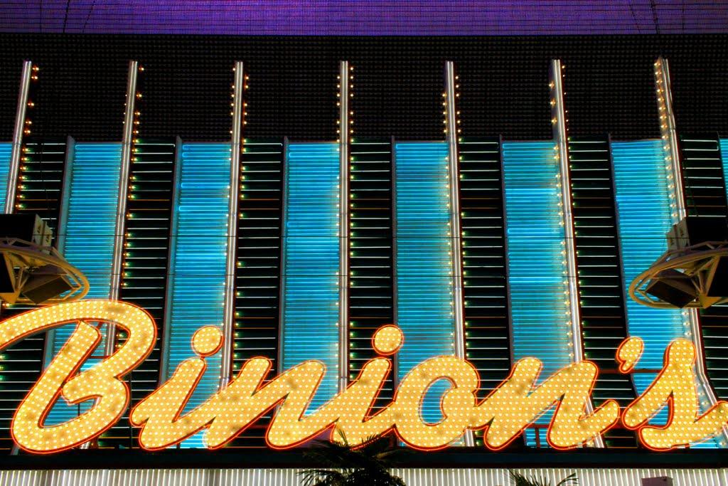 binions light, Лас-Вегас