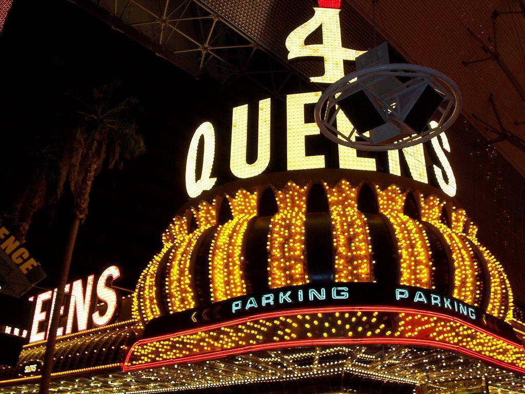 4 queens hotel, Лас-Вегас