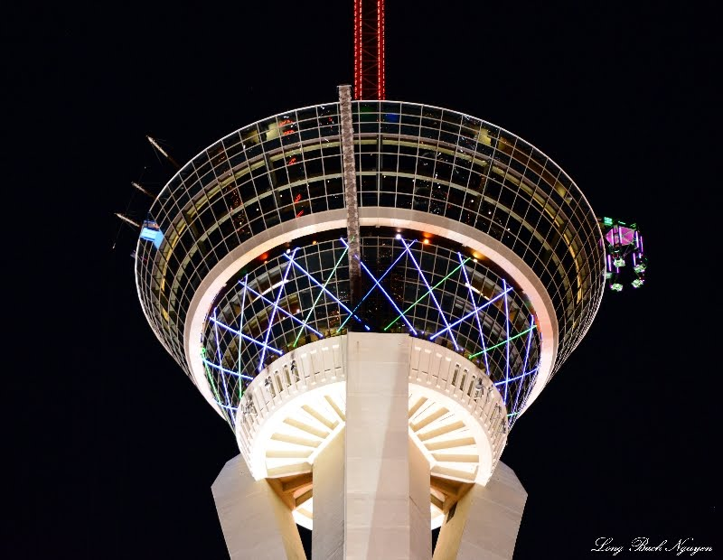 Stratosphere Tower, Las Vegas, Nevada, Лас-Вегас