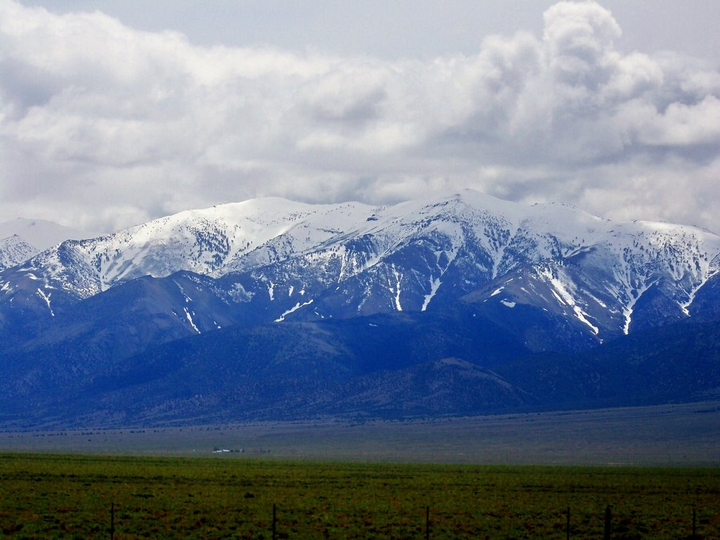 Magnificent great basin area in Nevada, Ловелок