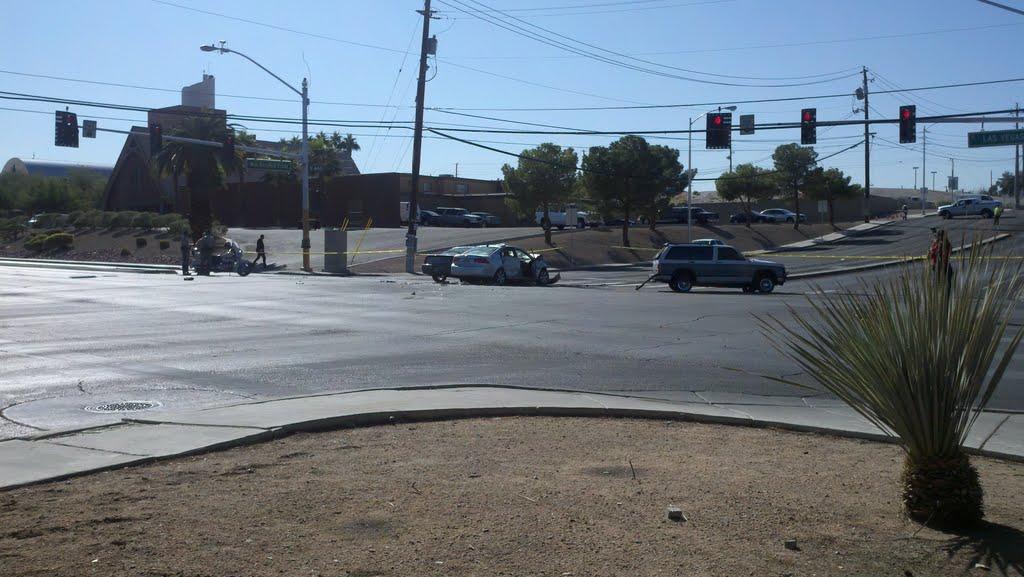 Accident, Норт-Лас-Вегас