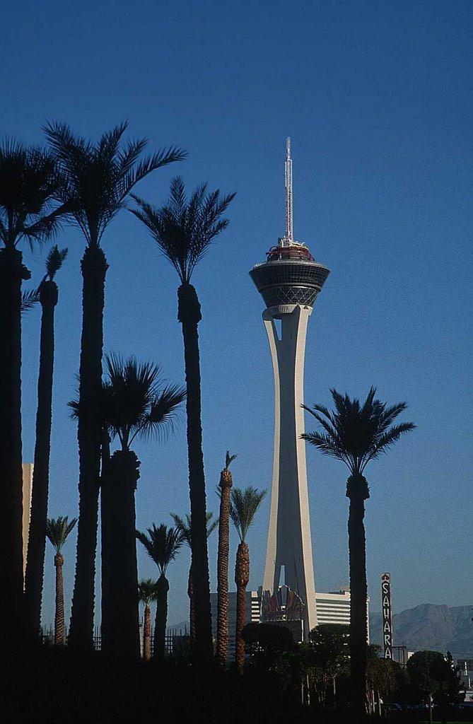 Stratosphere Tower Las Vegas, Норт-Лас-Вегас