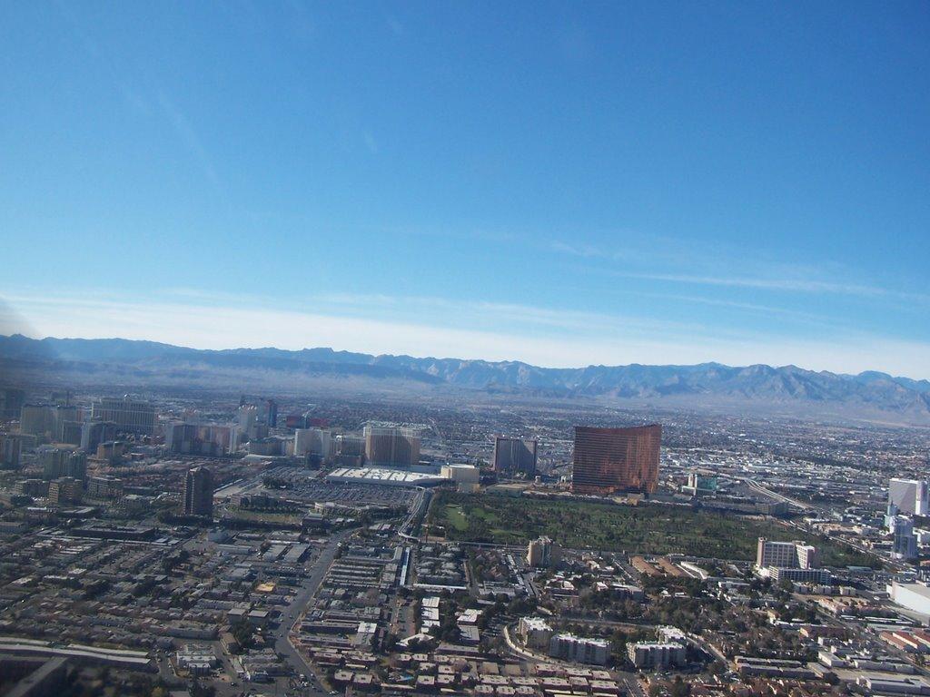 Las Vegas Strip, Парадайс