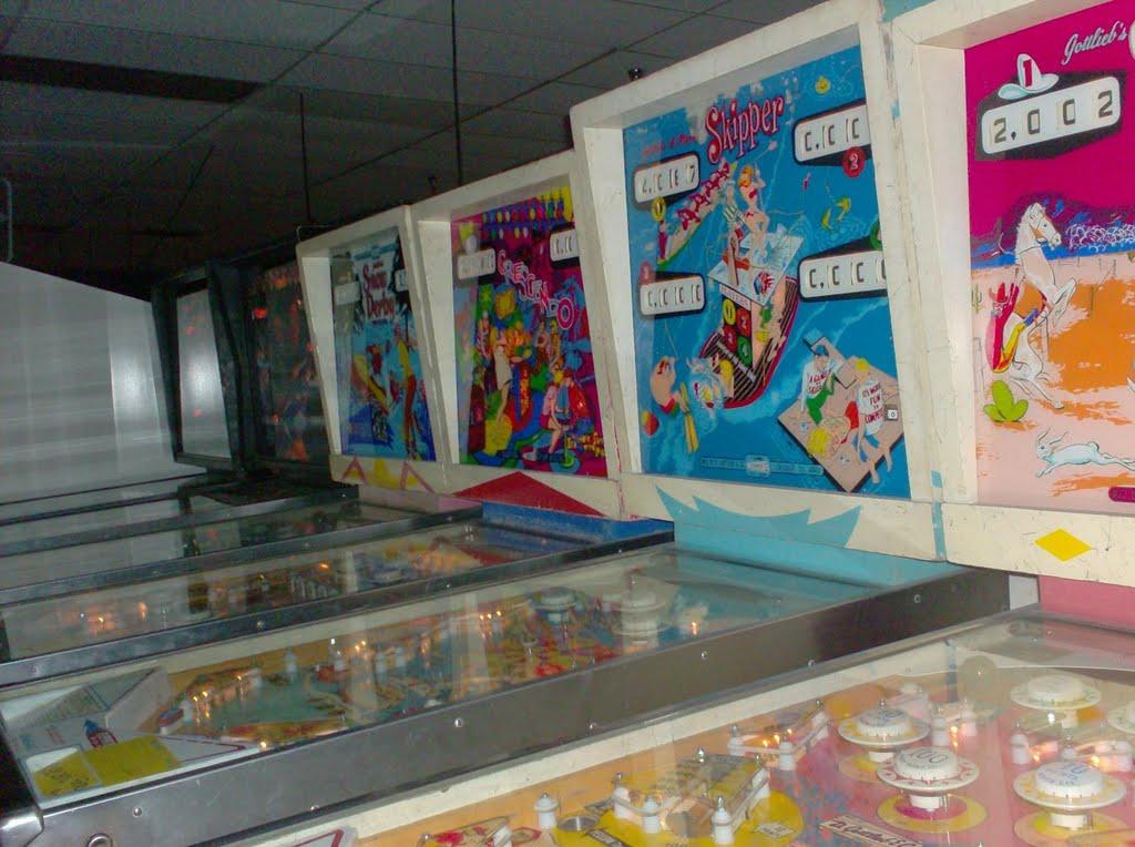 Pinball Hall of Fame, Парадайс