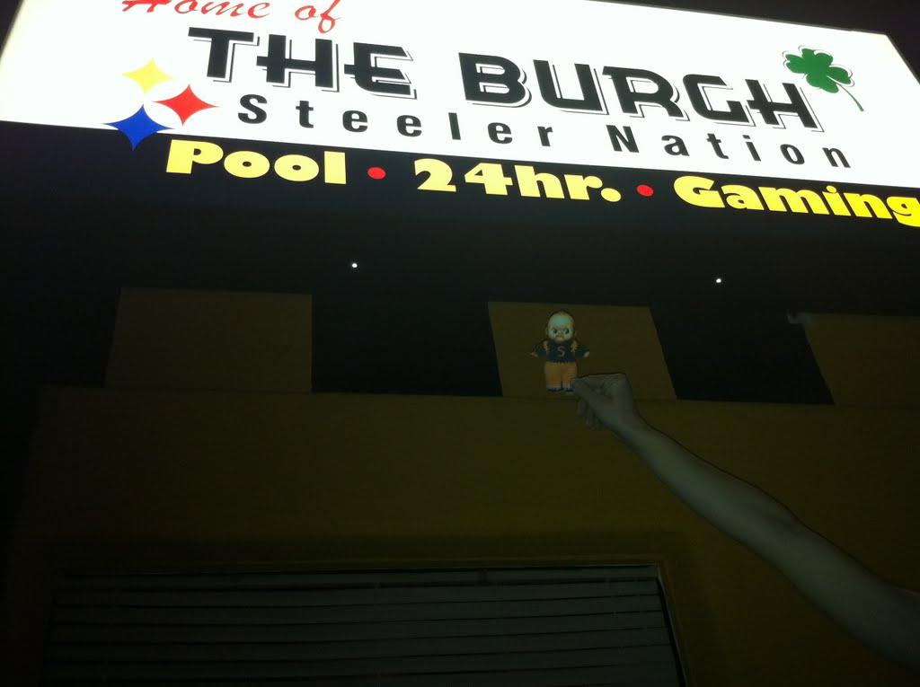 The Burgh in Vegas, Парадайс