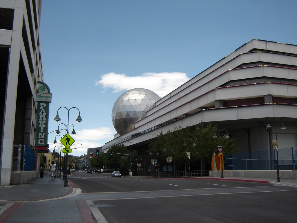 National Bowling Stadium at Downtown Reno NV, Рино