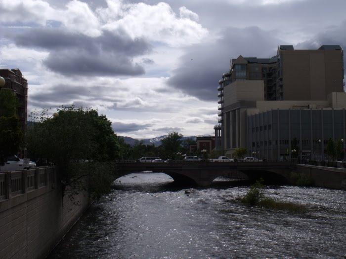 River Walk In Reno, NV, Рино