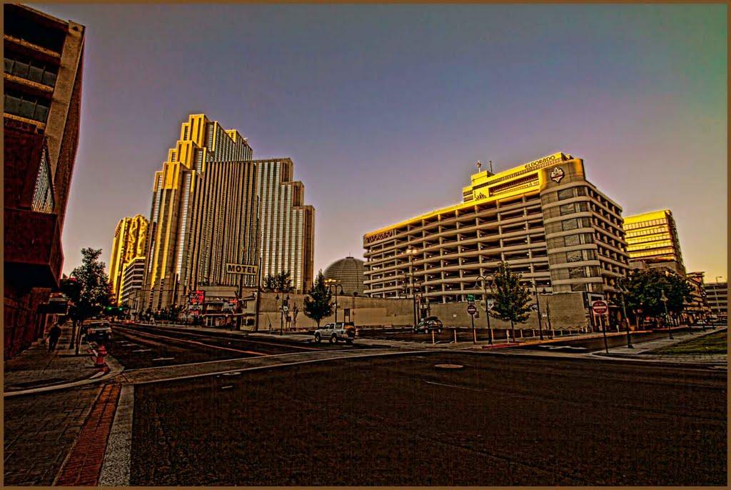Casino Sunset, Рино