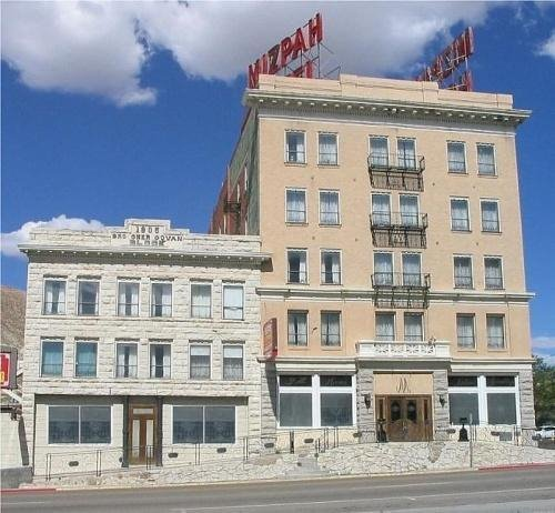 Mizpah Hotel - Tonopah Nevada, Тонопа