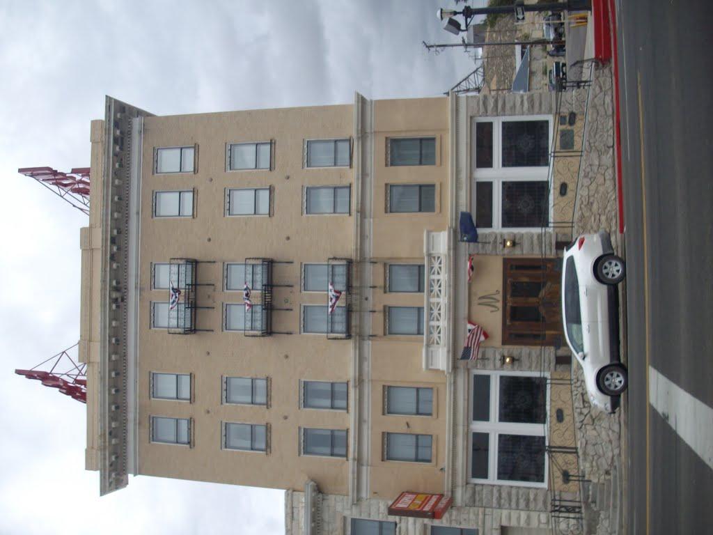 TONOPAH IN RONT MIZPAH HOTEL, Тонопа