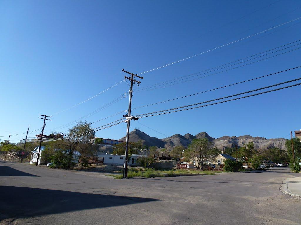 2012, Tonopah, Nevada, Тонопа