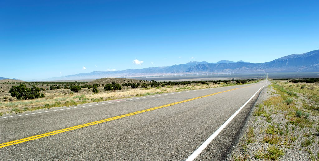 Highway 50 - The Loneliest Highway DSC_0019, Хавторн
