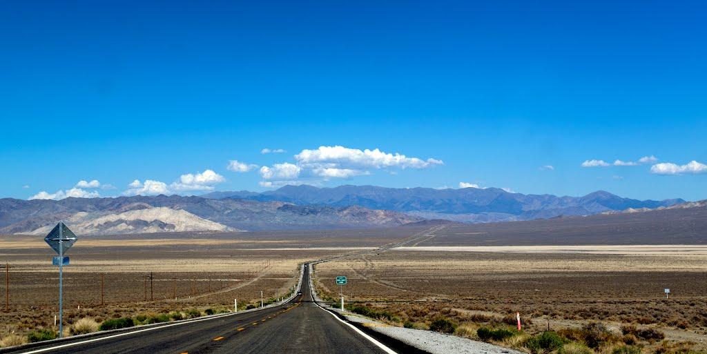 Nevada Highway 50 DSC_0192, Хавторн