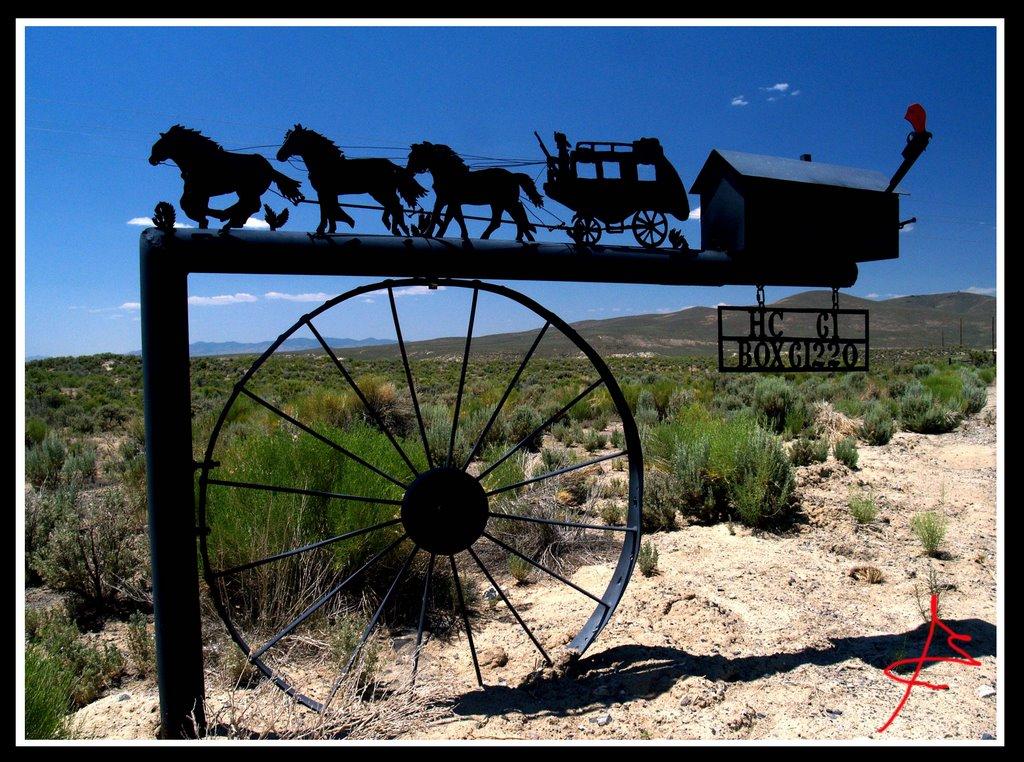 Nevada ranch, Эврика