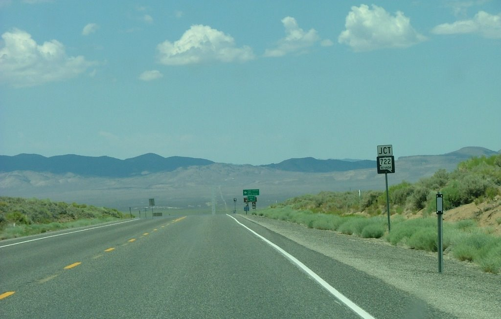 Highway 50, Эврика