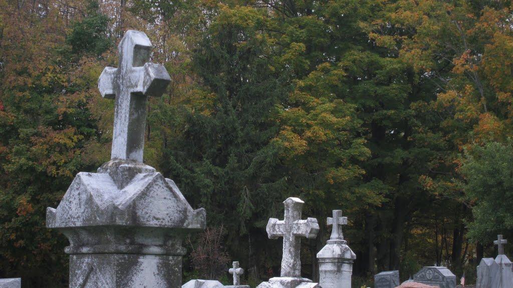 Final resting place, Вудсвилл