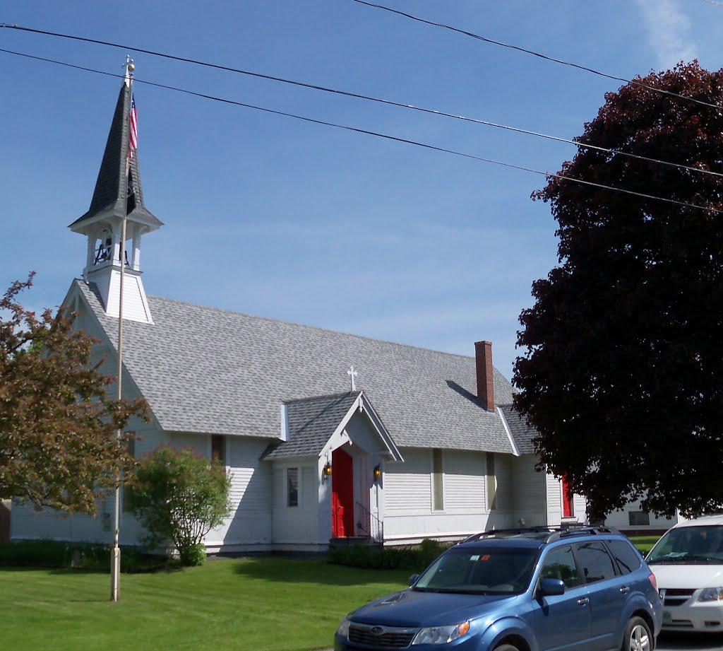 St. Lukes Episcopal Church, Вудсвилл