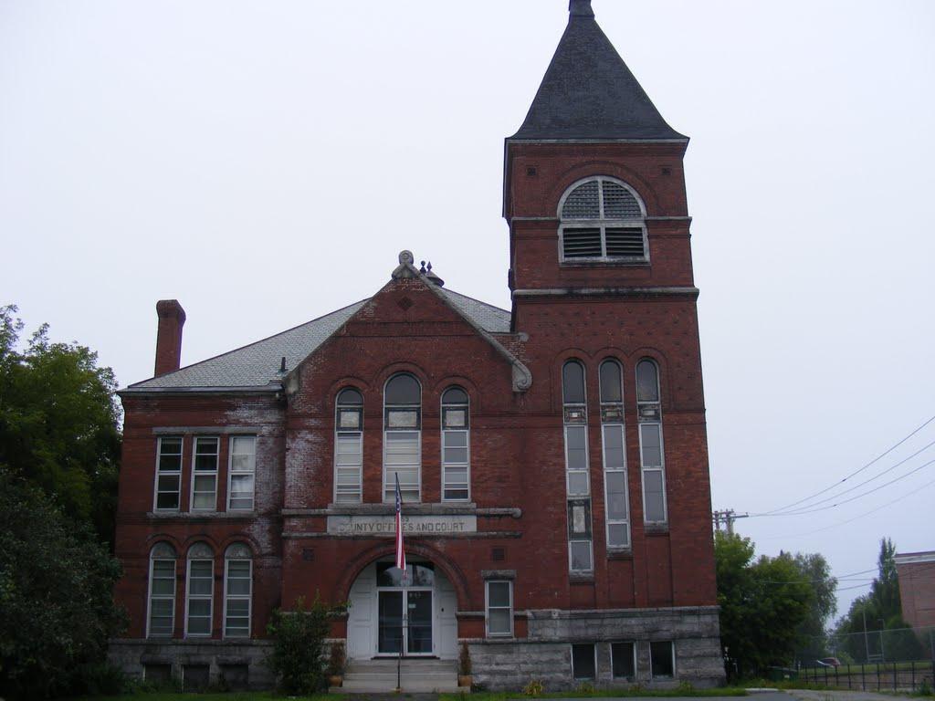 Court House, Вудсвилл