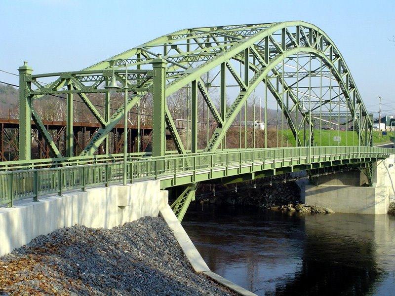 Woodsville bridge, Вудсвилл