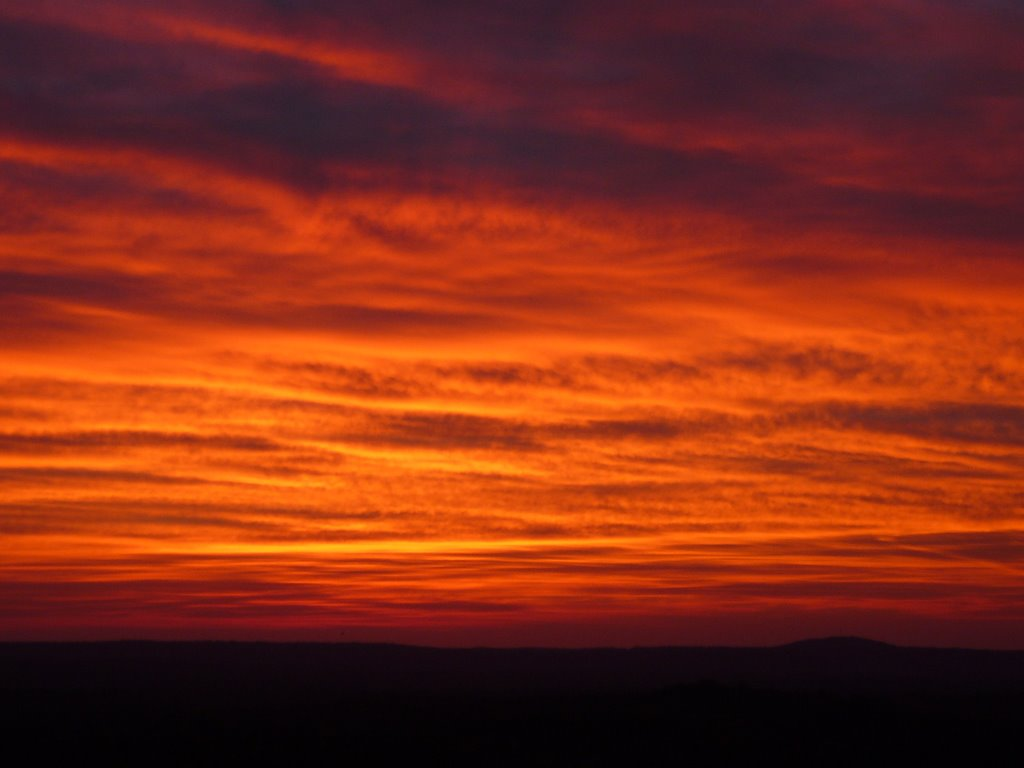 Fire Tower Sunrise, Довер