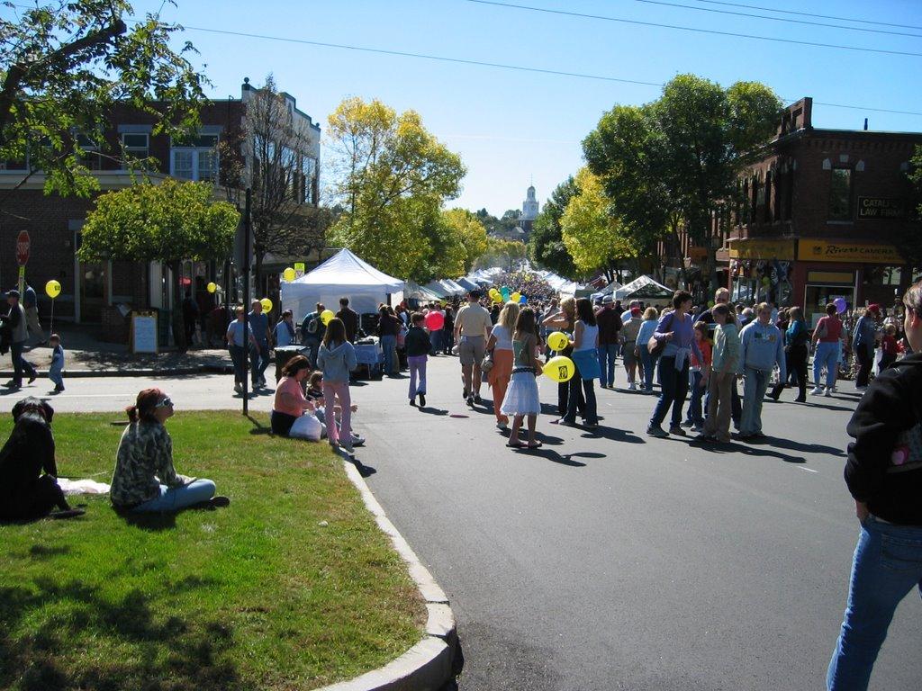 Dover Apple Festival, Довер
