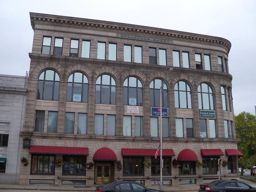 Strafford Banks building, Довер