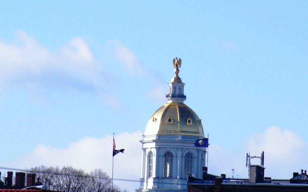 The capital of New Hampshire, Конкорд