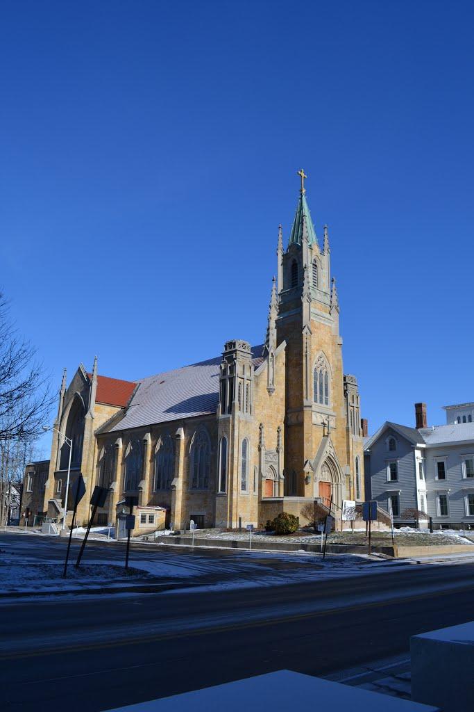 Sacred Heart Church, Конкорд