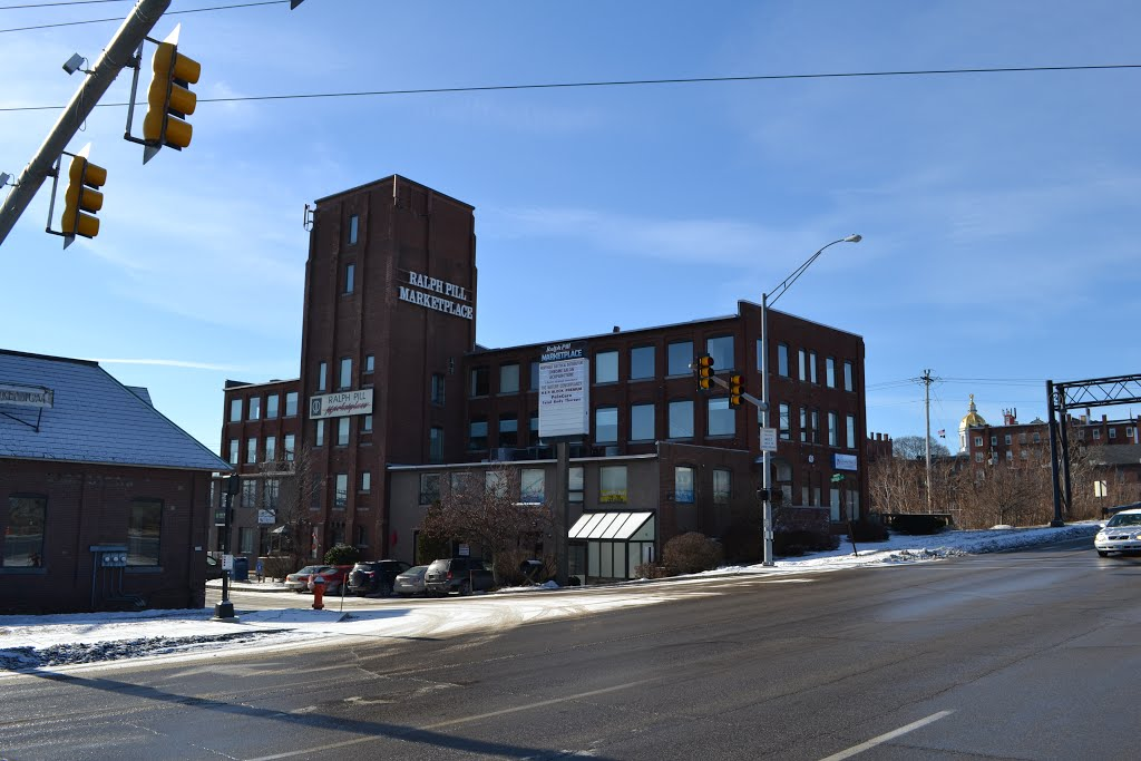 Ralph Pill Building, Конкорд