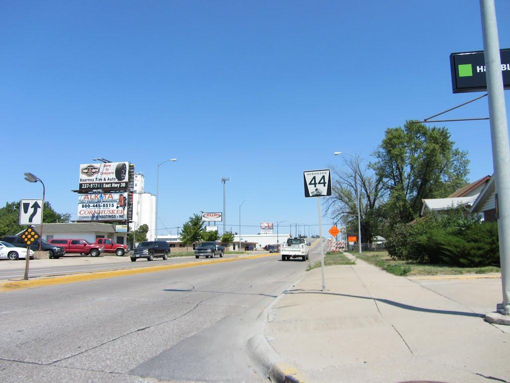 Nebraska 44, Кирни