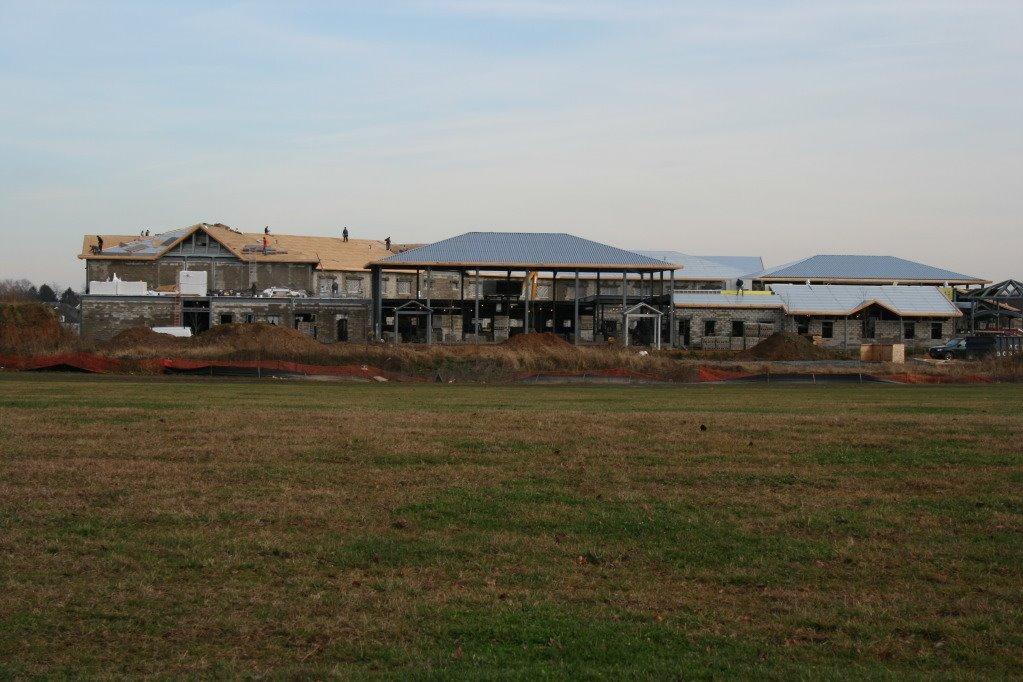Chesterfield NJ, New Elementary School, Рэндольф