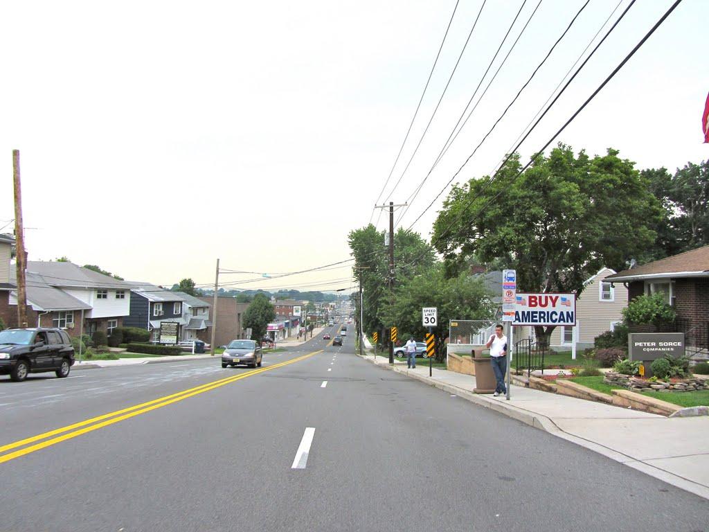 Essex Street, Хакенсак