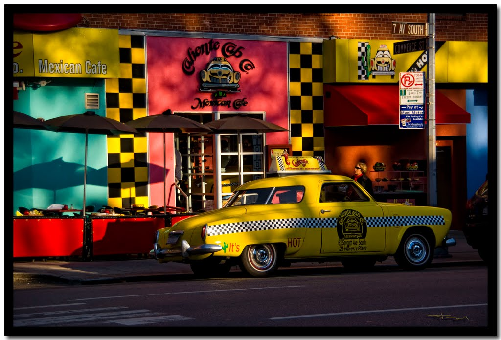 Caliente Cab, Ист-Патчога