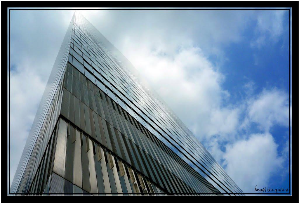 Tocaré el cielo otra vez...- I will touch the sky again... - Building - New York - NY, Ист-Сиракус