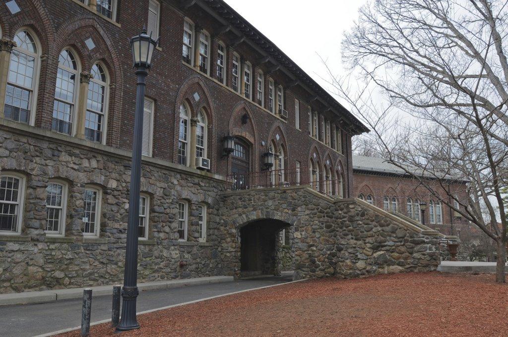 Siwanoy school, Pelham NY, Истчестер