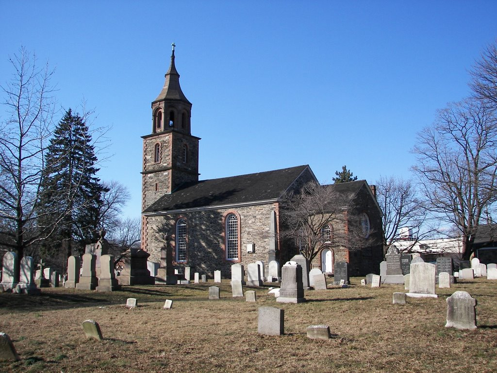 St. Pauls Church National Historic Site, Истчестер