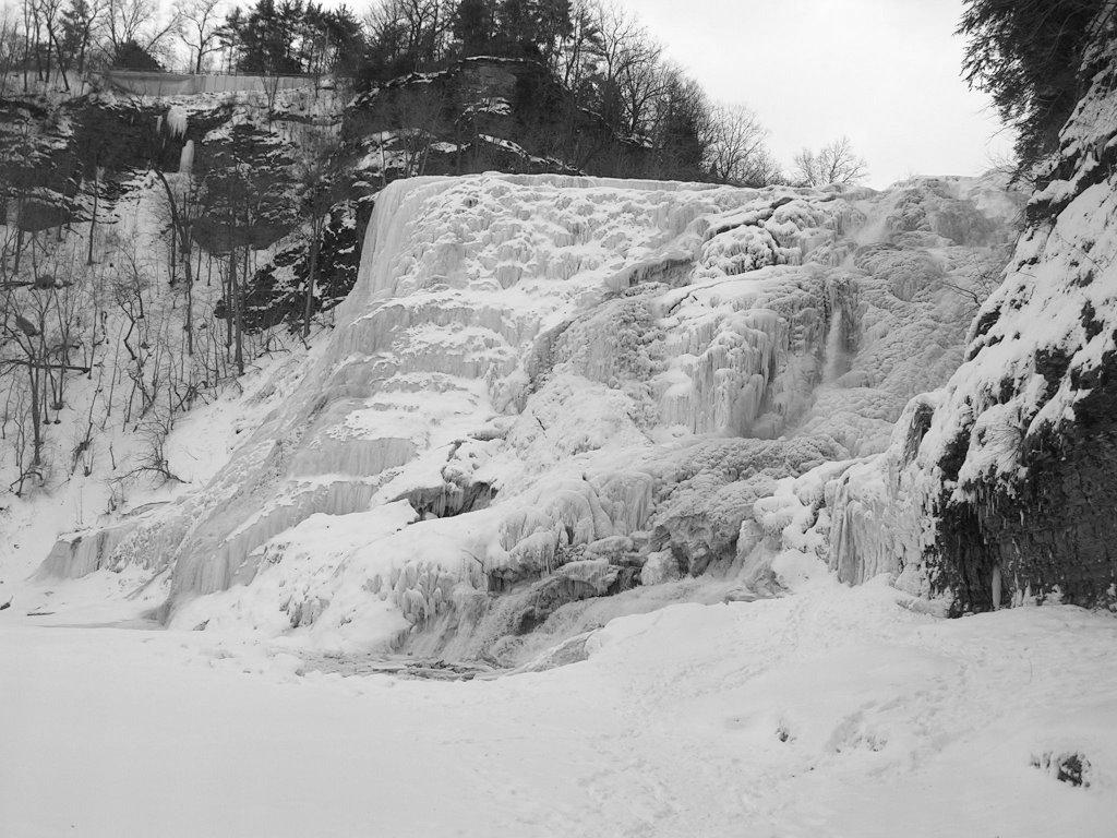 Frozen Falls, Итака
