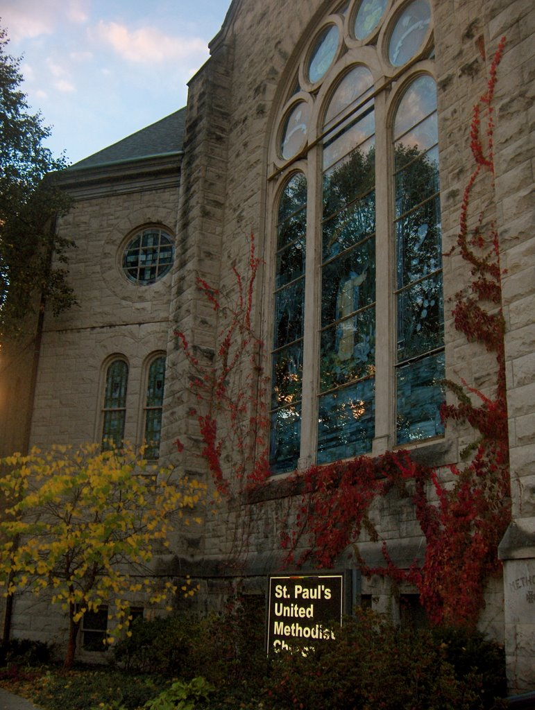 St. Pauls Church, Итака