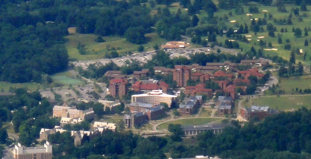 Cornell North campus residential area, Итака