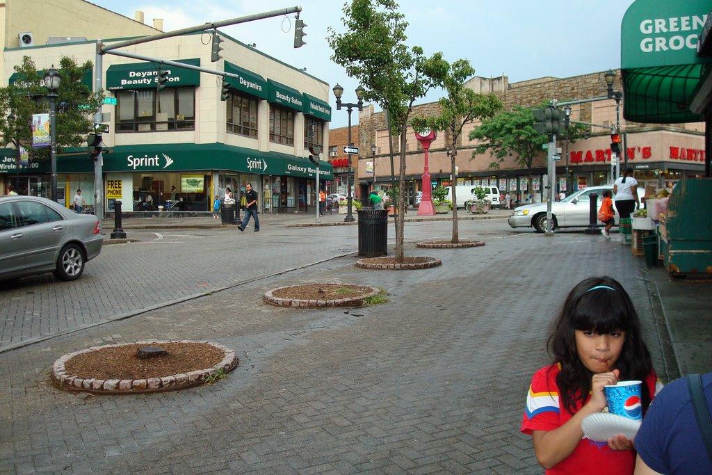 downtown.Yonkers, Йонкерс