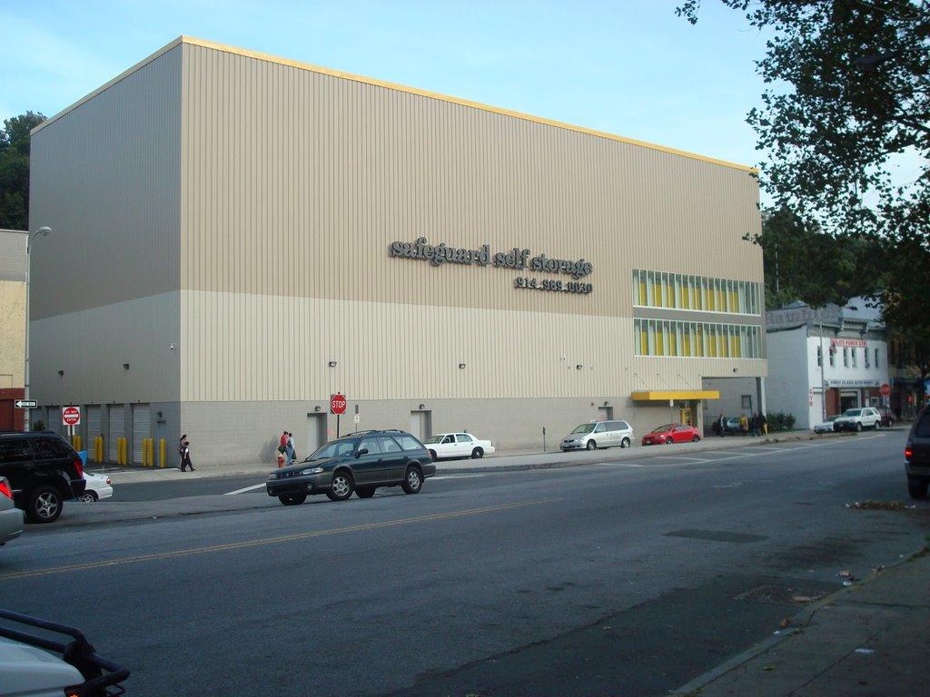 Safeguard self storage - South Broadway, Yonkers.NY, Йонкерс